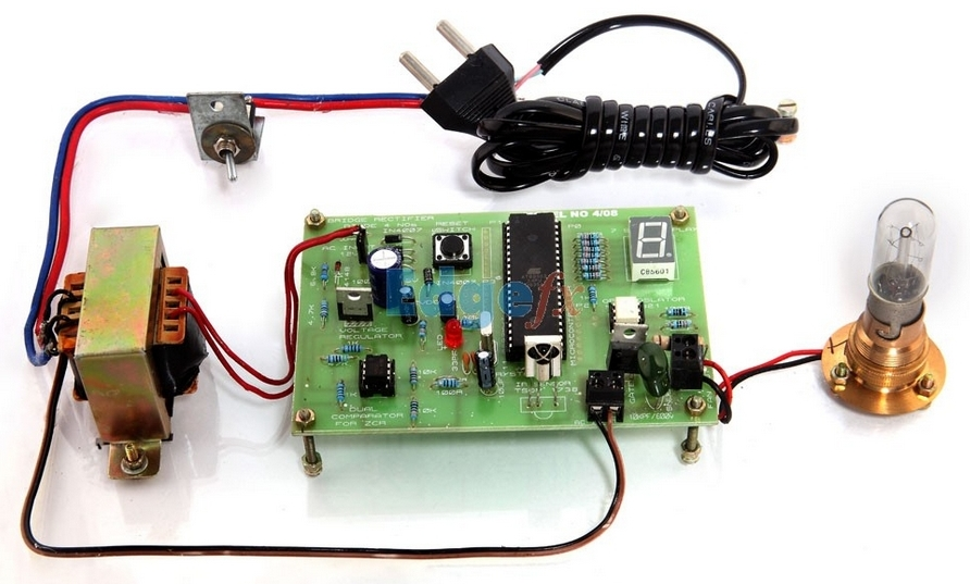 IR Remote Power Controller Project Kit