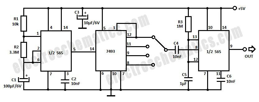 delay box diagrama de cableado