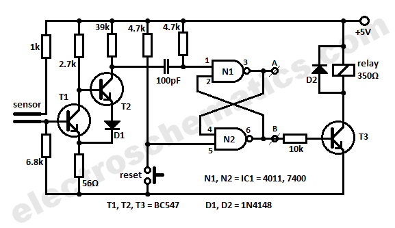 circuit diagram ground