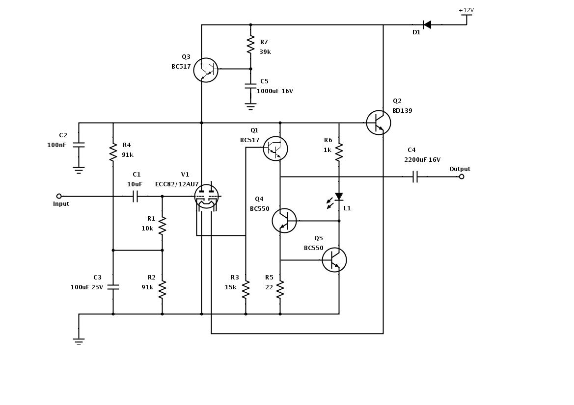 box diy audio cmoy headphone amplifier circuit pocket amp