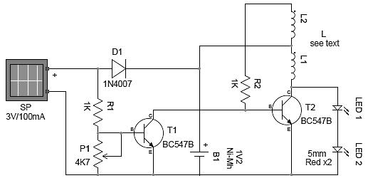 led traffic light control circuit youtube