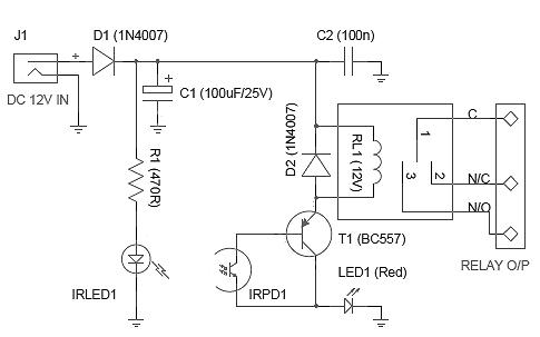 Optical Sensor Wiring Diagram Wiring Diagram