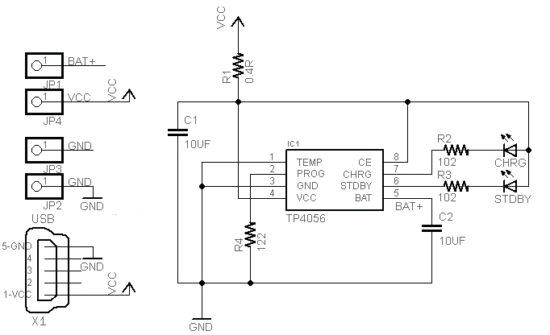 creating a microcontroller circuit board build electronic circuits