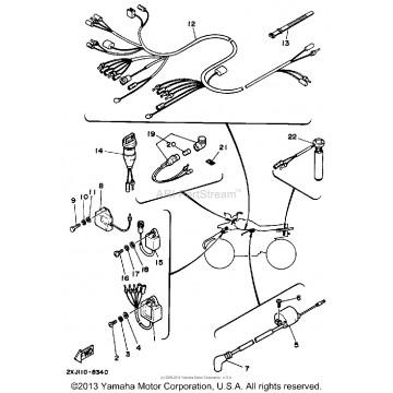 yamaha blaster wiring diagram stator wiring diagram stator image