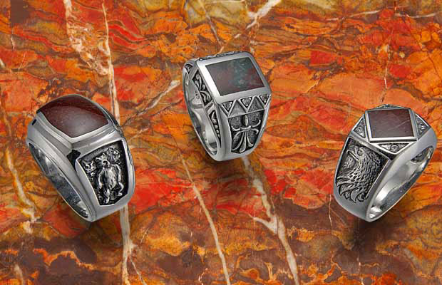 New Jewelry Collection For Confident Men
