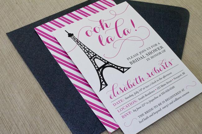 Printable Bridal Shower Invitation + More! - Free Printable Wedding Shower Invitations Templates
