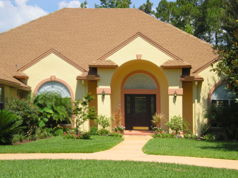 Jacksonville Interior and Exterior House Painting - Elegance Home ...
