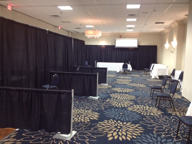 Elegant Events Decorating Timmins Pipe and Drape