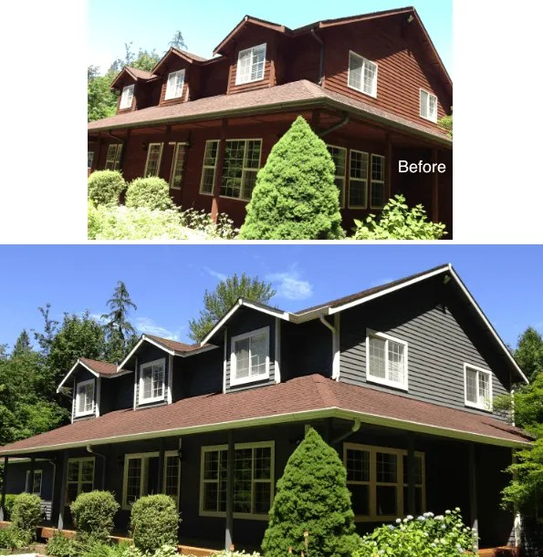 100 Acrylic And James Hardie Fiber Cement Board Archives House Painting In Sammamish