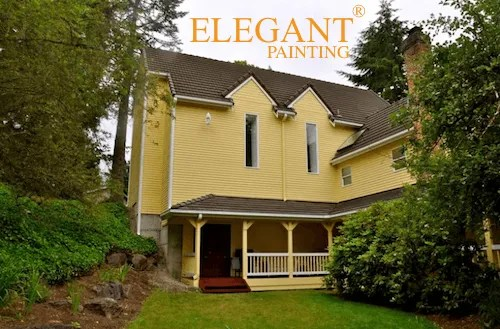 House painting in sammamish bellevue redmond Best roller for exterior painting