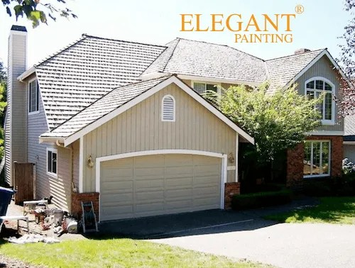 Exterior paint colors that go with red brick for Painted brick houses with siding