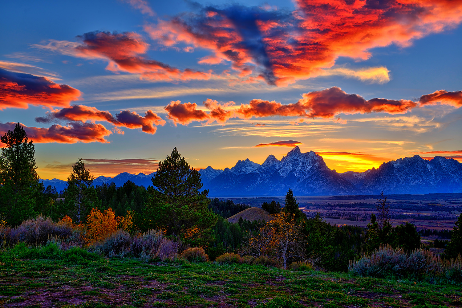 American Wallpaper Fall River Fine Art Nature Photography From Grand Teton National Park