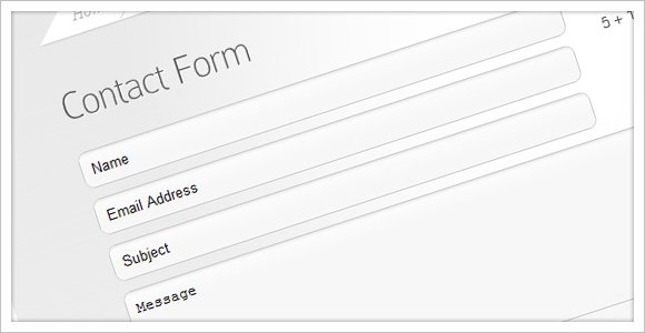 New Page Templates Added To All Themes Elegant Themes Blog - contact form template word