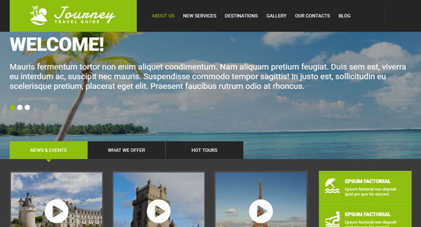 20+ Best WordPress Travel Themes Perfect for Hotels, Travel Agencies