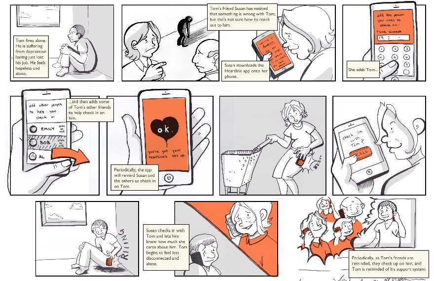 Are Storyboards the Missing Link in Your User Experience Design