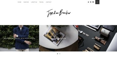 15 Examples of Beautifully Designed WordPress Lifestyle ...