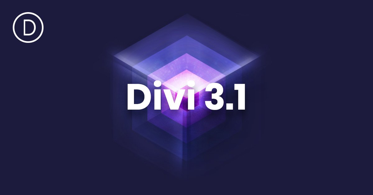 Divi 31 Has Arrived! Introducing The New Divi Developer API - Developer