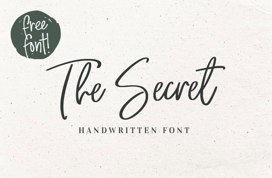 33 Free Cursive Fonts for When Your Website Needs That Special