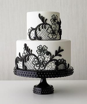 Top 4 Themed Wedding Cakes on Pinterest