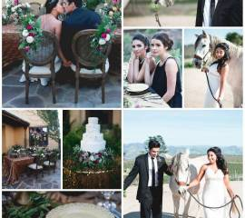 -Vineyard Elegance Private Estate collage