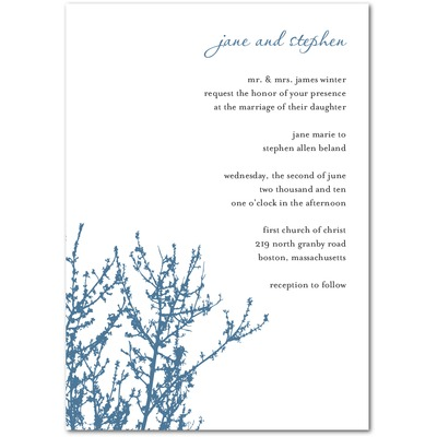 Sample Wedding Invitations Wording For You \u2013 Elegantweddinginvites