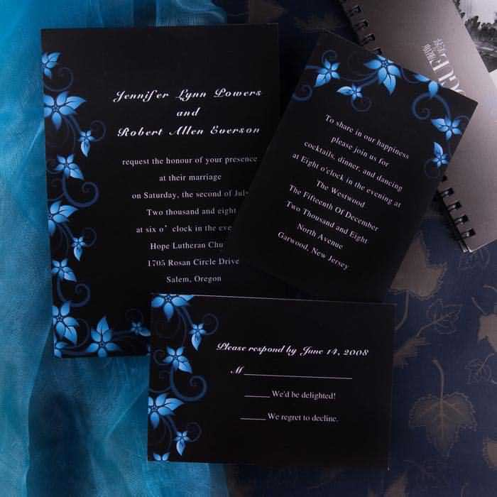 Formal Wedding Invitation Wording (Parte one - posh invitation wording