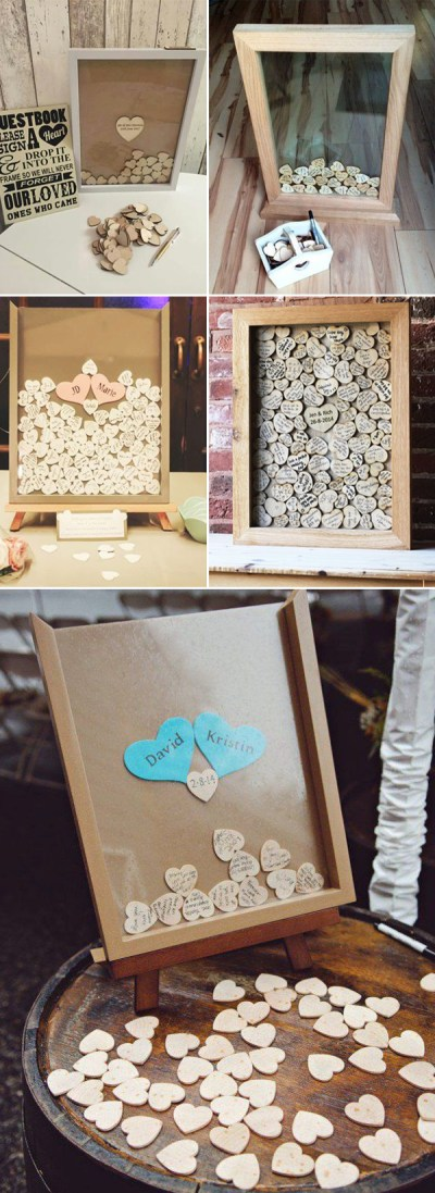 10 DIY Unique Guest Book Ideas for Weddings ...