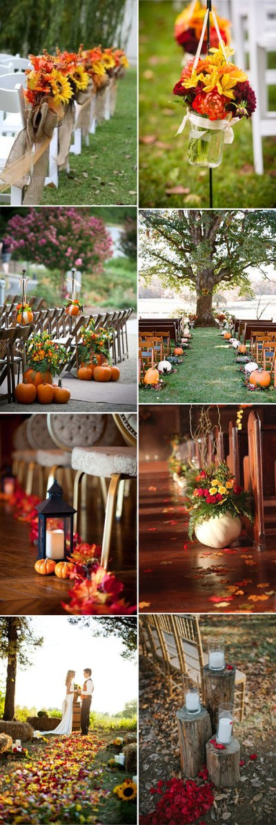50 + Genius Fall Wedding Ideas You'll Love to Try ...