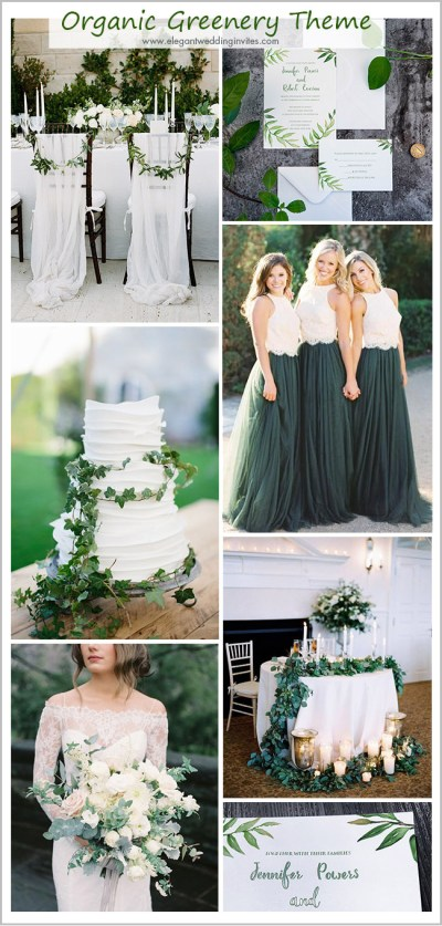 8 Popular Wedding Themes to Inspire You in 2018 & 2019 ...