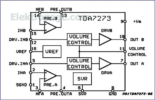 block diagram of ic 74190