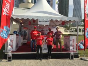 Mai Dubai Stand