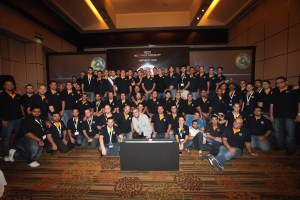 British American Tobacco Team Building Event