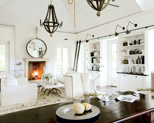 A Guide To White Paint - Elements Of Style Blog