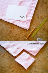 DIY LARGE Dog Bed Idea - STUFFED with Old Clothes - NO SEW ...