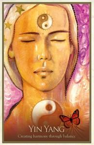 Gaia Oracle Yin Yang