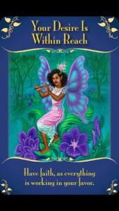 Orakelkort fairies