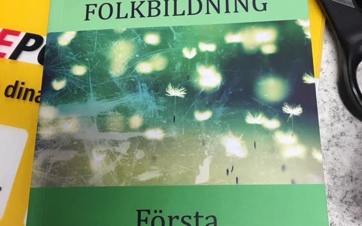 Första boken i bokserien Hälsa & Folkbildning är ute nu!