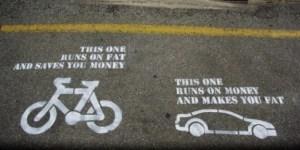 Ciclisti vs. resto del mondo?
