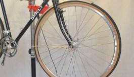 Montiamo la bici, parafanghi e portapacchi
