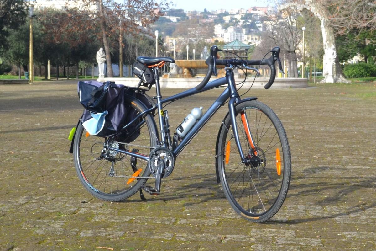 La bici da citt elessar for Casco bici citta
