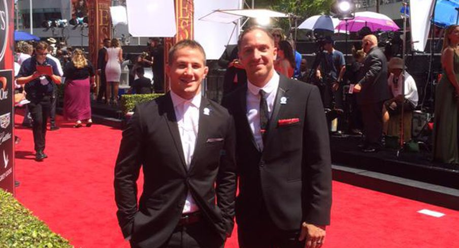 Logan Stieber Hits The Red Carpet Of The Espys Eleven