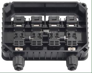 230w 320w Solar Junction Box Waterproof Ip65 Kampa Electric Co Ltd