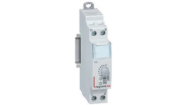 Automatic staircase light switch 1 Make Contact (NO) 230 VAC 2000 W / 1000  VA