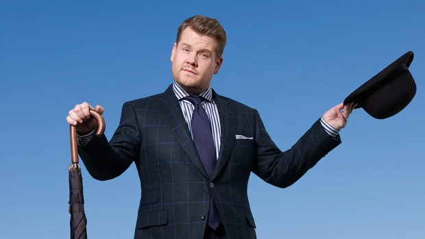 """The Late Late Show with James Corden"" - James Corden takes over as host of THE LATE LATE SHOW on Monday, March 23 (12:37 - 1:37 AM, ET/PT) on the CBS Television Network. Photo: Art Streiber/CBS ©2015 CBS Broadcasting, Inc. All Rights Reserved"