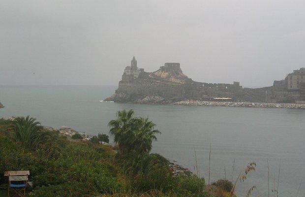 pioggia a portovenere