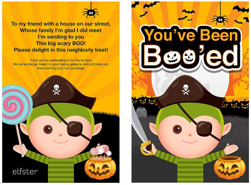 Elfster\u0027s Free Halloween Downloadable Printable PDFs You\u0027ve Been