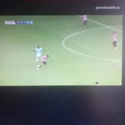 (0-1) John Cordoba adelanta al Granada FC en San Mamés (video)