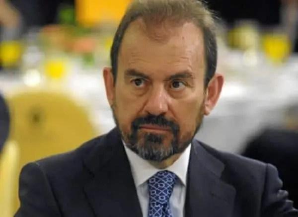 Angel Torres, presidente del Getafe / Agencias