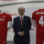 OFICIAL. Así vestirá el Sevilla FC en Varsovia (Foto)