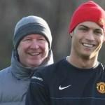 Jorge Mendes y Sir Alex Ferguson son las claves para el regreso de CR7 a Old Trafford